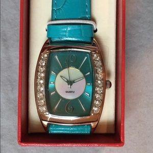 Avon December Birthday Watch